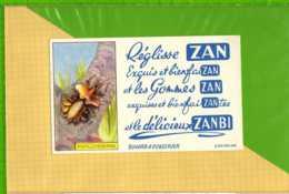 Buvard & Blotting Paper : Reglisse ZAN Phyllomorpha - Cake & Candy