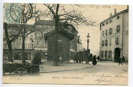 Macon Place De La Barre (tramway) - Macon