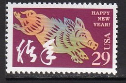 USA 1994 Chinese New Year, MNH (SG 2991) - United States