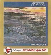 LA VACHE QUI RIT  80's  SANTANA IMAGE - Musique & Instruments