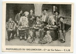 Brive Pastourelles Du Bas Limousin (groupe Folklorique) - Brive La Gaillarde