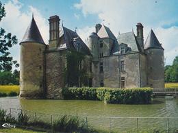 85) MOUTIERS-les-MAUXFAITS : Château De La Cantaudière - Moutiers Les Mauxfaits