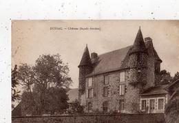 DUSSAC CHATEAU (FACADE DERRIERE) - Other Municipalities