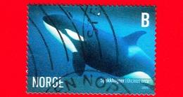 NORVEGIA - Usato - 2005 - Vita Marina - Delfini - Orcinus Orca - B - Usati