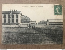 Nevers Ateliers De Vauzelles - Nevers
