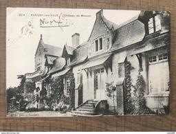 Parigny Les Vaux Château De Mimont - Autres Communes