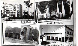 SLOVENIA - SLOVENIE - CP POZDRAV IZ NOVE GORICE - PRISTNA FOTOGRAFIJA - VG FG - C834 - Slovenia