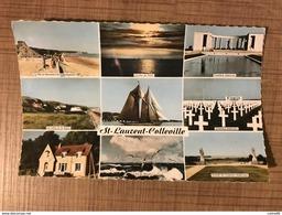 ST LAURENT COLLEVILLE Souvenir - France