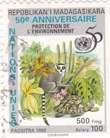 Madagascar YV ? O 1995 Maki - Singes