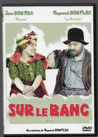 Sur Le Banc Dvd  Raymond Souplex Jane Sourza - Comédie
