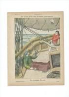 Enfants Courageux Le Mousse Perret  Bien Protège-cahier Couverture  225 X170  3 Scans Godchaux - Schutzumschläge