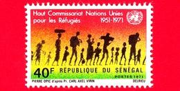 Nuovo - MNH - SENEGAL - 1971 - 20 Anni Dell'Alto Commissariato ONU Per I Rifugiati - 40 - Senegal (1960-...)