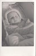 BABY Im Kinderwagen, Fotokarte Um 1930 - Fotografie