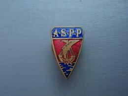 Ancien Petit écu De La Police A.S.P.P Bel Insigne. - Police
