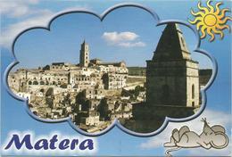 W2179 Matera - Sasso Barisano - Panorama / Non Viaggiata - Matera