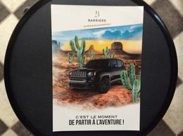 PUBLICITÉ CASINO Jeep Renegate - Advertising