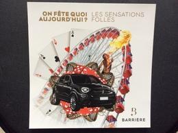 PUBLICITÉ CASINO  Fiat 500 X - Advertising