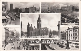 MANCHASTER - Gel.1954 - Manchester