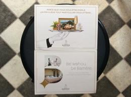 2 PUBLICITÉS CASINO  Sejours - Advertising