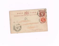Entier Postal à 1/2 Penny. Expédié à Malines (Belgique) - Entiers Postaux