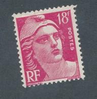 FRANCE - N°YT 887 NEUF** SANS CHARNIERE - COTE YT : 19€ - 1951 - Neufs
