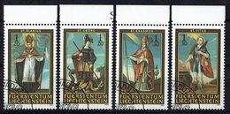 Liechtenstein 2003 # Mi. 1326/1329 O - Liechtenstein