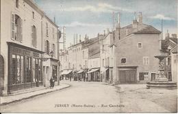 JUSSEY Rue Gambetta - Frankreich