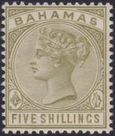 Bahamas     .   SG  .   56  ( 2 Scans )  .    *  .     Mint-hinged    .   /    .   Ongebruikt - 1859-1963 Colonie Britannique