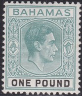 Bahamas     .   SG  .     157  ( 2 Scans )      .    *  .     Mint-hinged    .   /    .   Ongebruikt - 1859-1963 Colonie Britannique