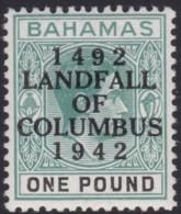 Bahamas     .   SG  .     175     .       *      .       Mint-hinged    .   /    .   Ongebruikt - Bahamas (...-1973)