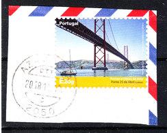 Portogallo - 2008. Ponte 25 Aprile A Lisbona. Bridge April 25 In Lisbon. Self-adhesive - Ponti