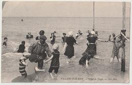 14 - VILLERS SUR MER - SCENE DE PLAGE - Villers Sur Mer