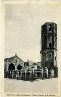 MONTE S. SANT'ANGELO  FOGGIA  Chiesa Palatina Santuario Di S. San Michele - Foggia