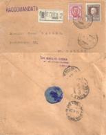 R Brief  Roma - St.Gallen             1928 - Oblitérés