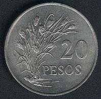 Guinea-Bissau, 20 Pesos 1977, UNC - Guinea-Bissau
