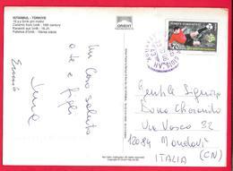 ISTANBUL - TURKIYE - TURCHIA - GERMANY 2006 - FOOTBALL CALCIO FUTBOL 2006 DUNYA FUTBOL SAMPIYONASI - 1921-... Repubblica