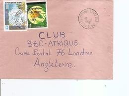 Bénin ( Lettre De 2000 De Cotonou -Sainte-Rita Vers La Grande-Bretagne à Voir) - Benin - Dahomey (1960-...)