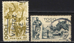 TOGO - 1947 - INDIGENI - USATI - Usati