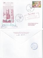 ITALIA REP. 2002 -  ITALIA PALERMO 2002 - 53° GIRO AEREO INTERNAZIONALE DI SICILIA.ANNULLI SPECIALI. - 6. 1946-.. Repubblica