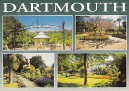 Postcard Dartmouth Devon Multiview  My Ref  B23501 - England