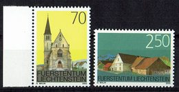 Liechtenstein 2003 # Mi. 1314/1315 ** - Ungebraucht