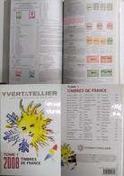 J) 2008 FRANCE, BOOK, WORLD CATALOG OF QUOTATION, YVERT&TELLIER, FRANCE STAMPS, VOLUME I, FRANCE VERSION, COLOR FULL, 76 - France