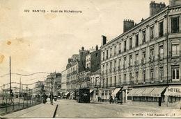 44 Nantes-  Quai De Richebourg - Nantes