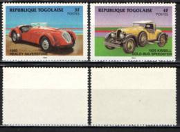 TOGO - 1984 - AUTOMOBILI SPORTIVE - MNH - Togo (1960-...)
