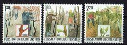 Liechtenstein 2003 # Mi. 1311/1313 ** - Liechtenstein