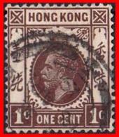 HONG KONG ( ASIA )  STAMPS 1921-26 JORGE V - 1941-45 Japanese Occupation