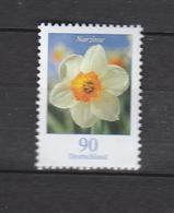 Deutschland BRD  ** 2506 R Mit Nummer  Blumenserie  Narzisse - [7] República Federal