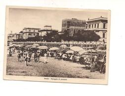 M8447 Lazio ANZIO ROMA 1936 VIAGGIATA - Altre Città