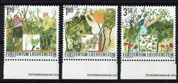 Liechtenstein 2003 # Mi. 1316/1318 O - Liechtenstein