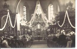 Carte Photo Prise église De Mulhouse - Dornach ? (2) - France